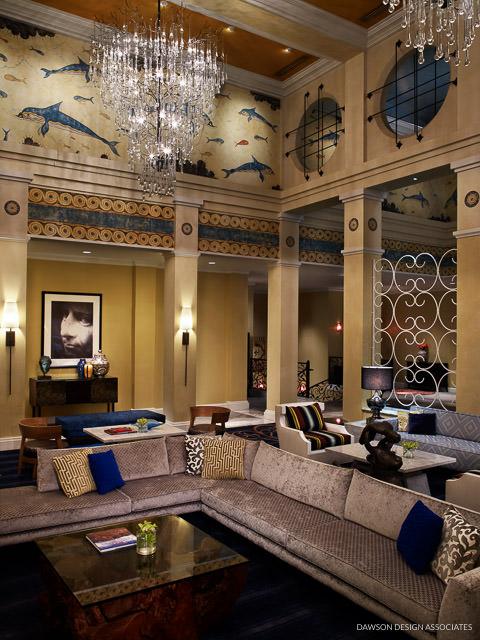 hotel monaco seattle dda hospitality interior design