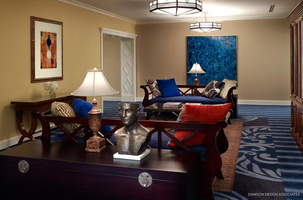 Hotel monaco seattle dda hospitality interior design for Hotel monaco decor