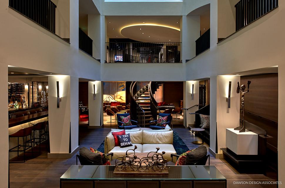 dawson design associate hospitality interior design projects portfolio