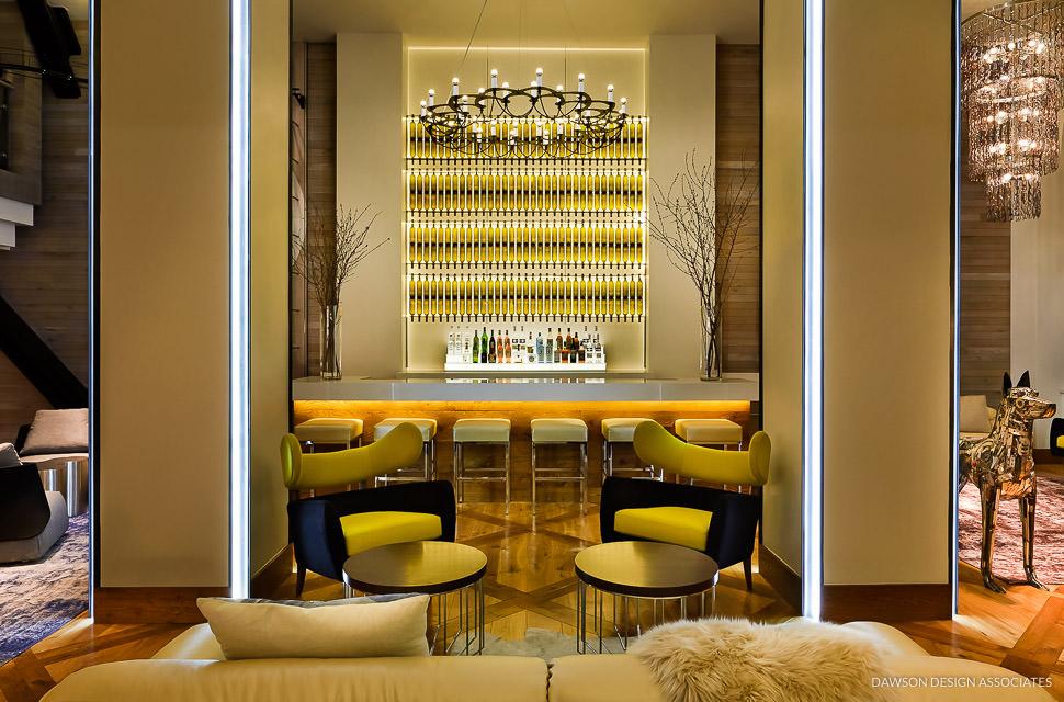 Viceroy Hotel Zetta · Public Space - Dawson Design Associates ...