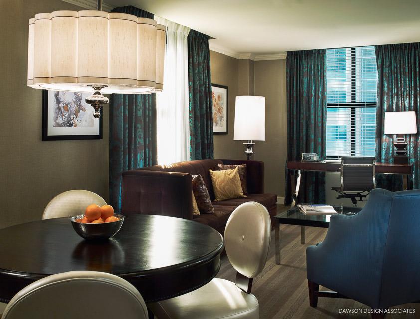 The Grand Hotel Dawson Design Associates Hospitality
