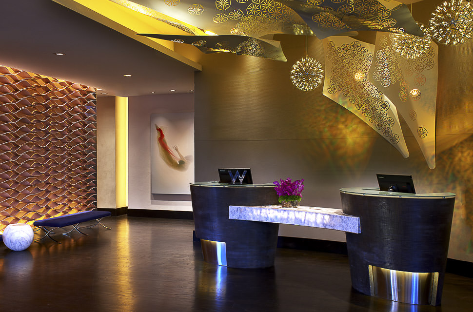 Dawson Design Associates Luxury Hotel Interior Design