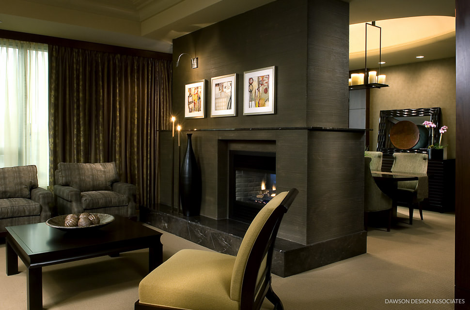 Hotel 1000 dawson design associates hospitality interior for Luxury hotel project