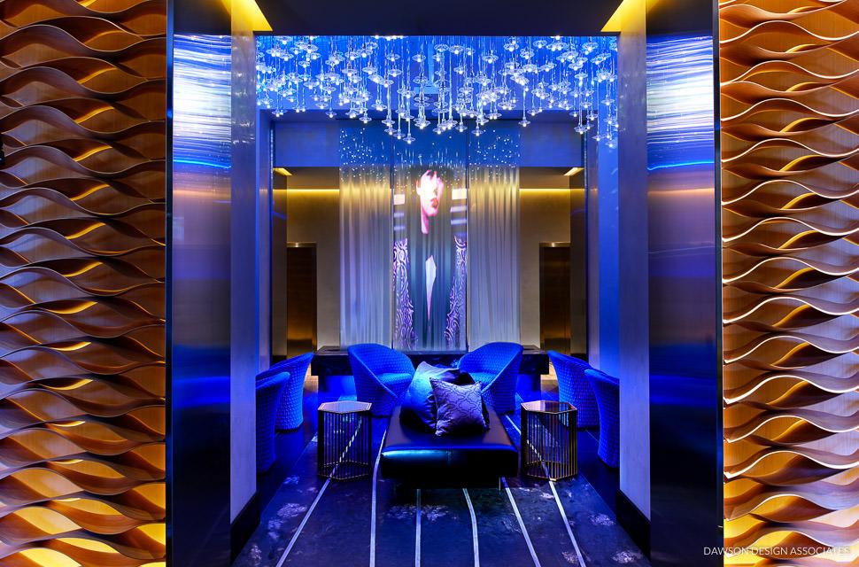 W Hotel Los Angeles West Beverly HIlls & Dawson Design Associate Hospitality Interior Design Projects Portfolio
