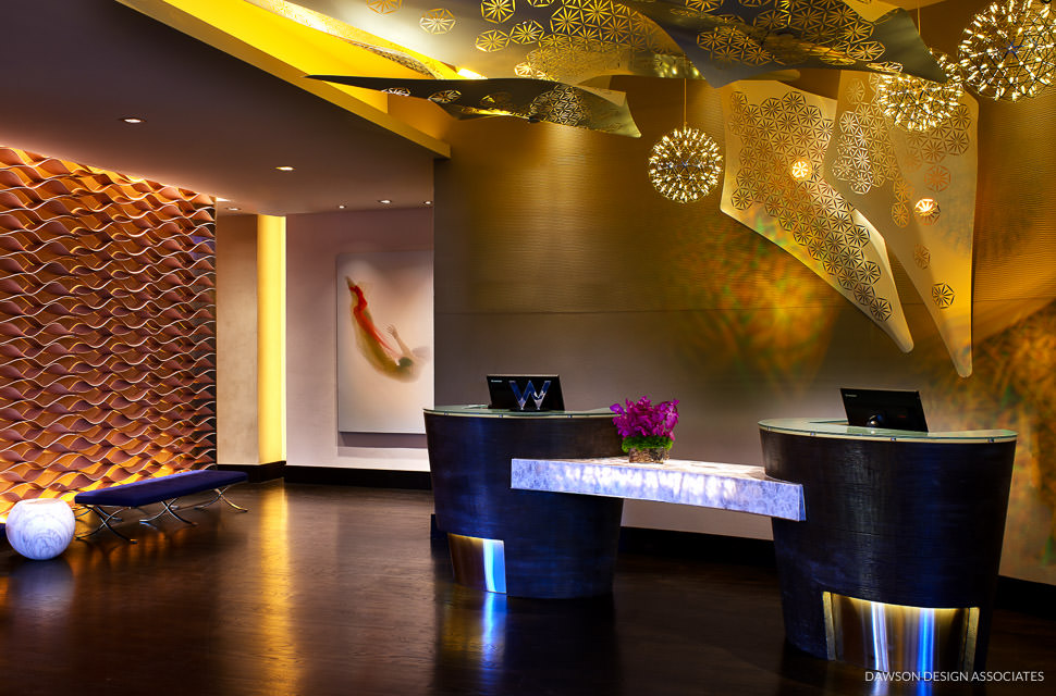 W Hotel Los Angeles - West Beverly Hills & W Hotel Los Angeles - West Beverly Hills - Dawson Design Associates ...