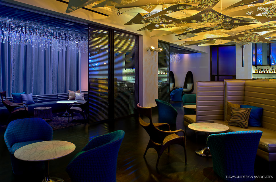 W hotel los angeles west beverly hills dawson design for Most luxurious hotel in los angeles