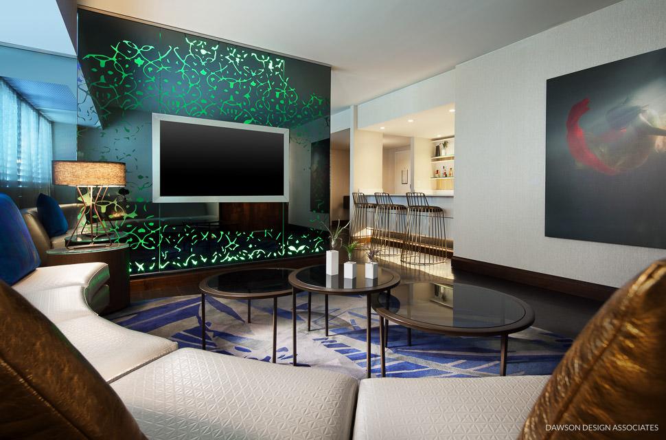 W Hotel Los Angeles - West Beverly Hills - Dawson Design Associates Hospitality Interior Design & W Hotel Los Angeles - West Beverly Hills - Dawson Design Associates ...