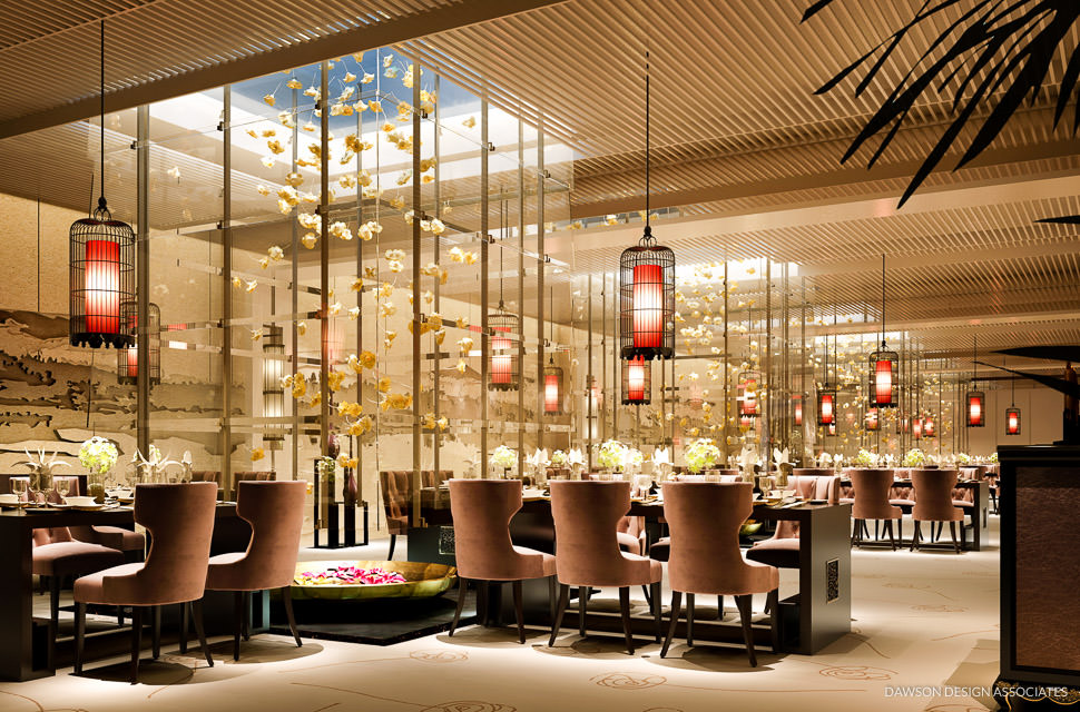 New Designs For Hotel Restaurants